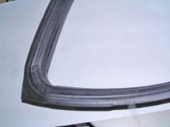 New Front Windscreen Seal 105E Anglia with Corners